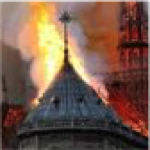 Fire and Faith — Notre Dame Burning!