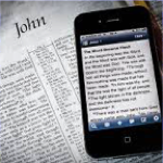 Smart Phone or the Bible?